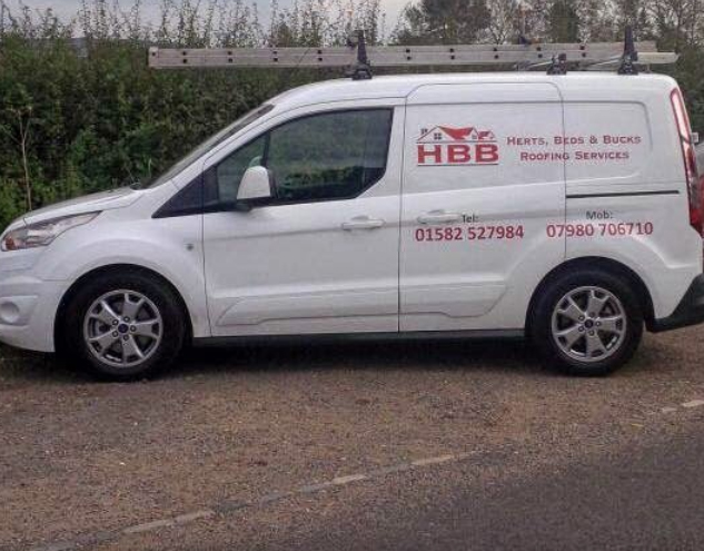 side image of HBB Van